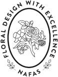 National Association of Flower Arrangement Societies logo