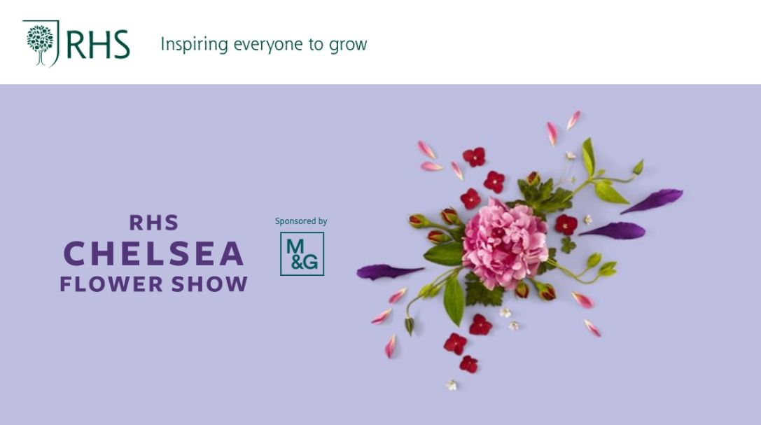 Royal Horticultural Society (RHS): Chelsea Flower Show, London May 19 - 23, 2020